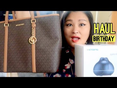 (What I Got For My Birthday! [Birthday Haul!] - Duration: 16 minutes.)