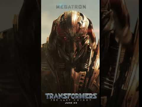 Megatron - Motion Poster Megatron (English)