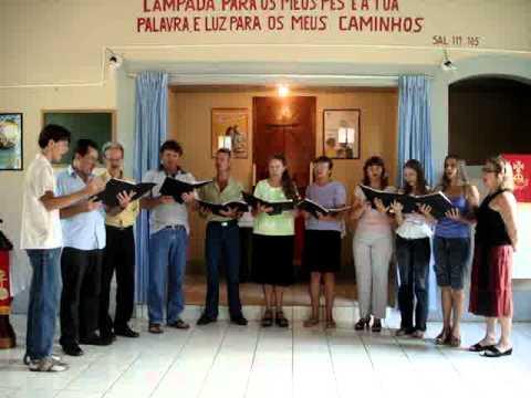 Coral Betel da IELB Congregação Betel Paróquia Concórdia L. da Terra ES