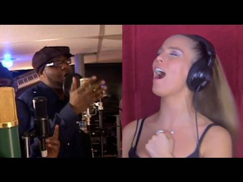 ONE SWEET DAY - Mariah Carey & Boyz II Men (Lisa Lavie & Ahmir)
