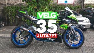 Video MODIF ZX636 : GANTI VELG OZ RACING! + SUNMORI #motovlog Indonesia MP3, 3GP, MP4, WEBM, AVI, FLV November 2018