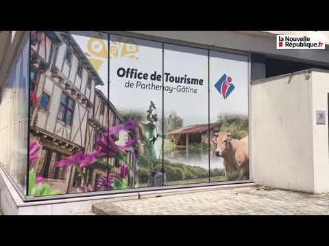 VIDÉO. L'office de tourisme de Parthenay-Gâtine déménage