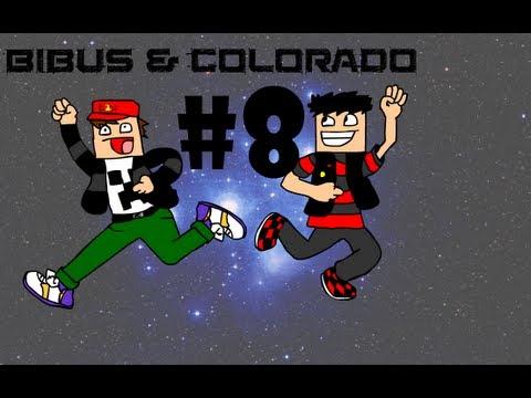 Bibus och Colorado Spelar Minecraft - Del 8 - På Äventyr i Nether