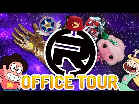 The Roundtable Office/Studio Tour!