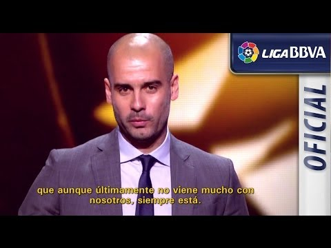 Tito Vilanova tribute (видео)
