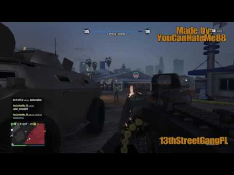 Gta online YouCanHateMe88 fake money lobby turns to beach war