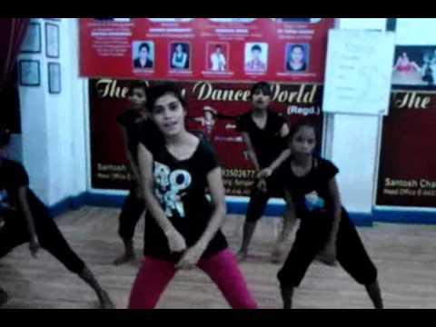 Nagin Dance - THIS IS CLASS ROOM PRACTICE.