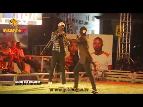 MI, FALZ, SMALL DOCTOR AT MERRY BET CELEBRITY FANS CHALLENGE (Nigerian Music & Entertainment)