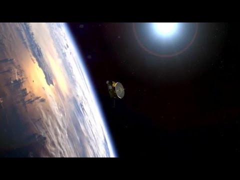 3 billion-mile journey to see Pluto
