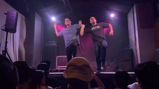 Ricky & marten o'clock – UP&DOWN Showcase