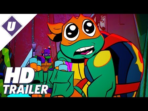 Rise of the Teenage Mutant Ninja Turtles - Official Comic-Con Trailer | SDCC 2018