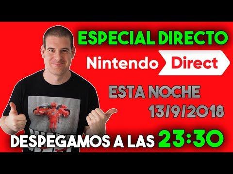 NINTENDO DIRECT - SEPTIEMBRE - ESPECIAL DIRECTO!!! (видео)