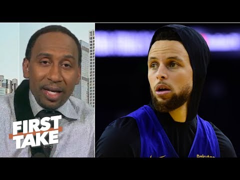 Video: The Warriors' dynasty is over - Stephen A. | First Take
