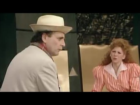 Bonnie Langford as &quot;Mel Bush&quot;