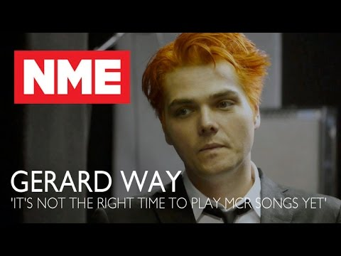 Gerard - NME speaks to Gerard Way before his warm-up show at the Wedgewood Rooms in Portsmouth (Friday 20) about why he wanted to play a 'shithole' with character and...