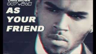 Thumbnail for Afrojack ft. Chris Brown — As Your Friend