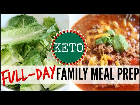 Low carb diet - NEWEASY KETO MEAL PREP MOTIVATION FOR THE WEEK  LOW CARB KETO FOR FAMILIES  WEEKLY MEAL PREP