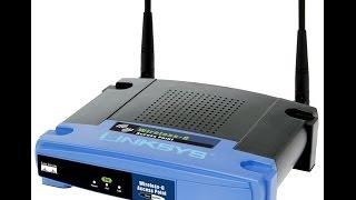 Linksys WAP54G Wireless-G Access Point_Basic Configuration