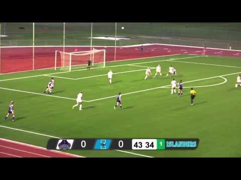 Islanders Soccer vs. UCA Recap