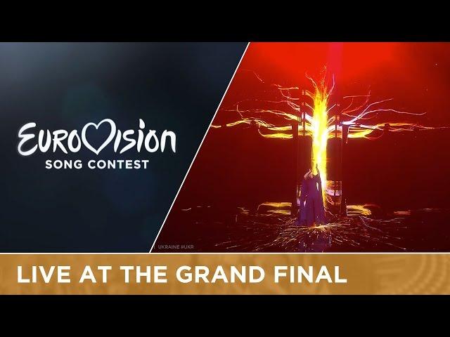 Вітаємо Джамалу з перемогою на Євробаченні 2016!