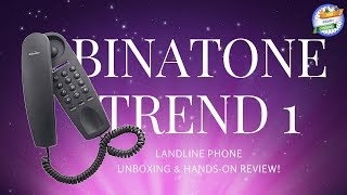 Binatone Trend 1 Intercom Systems Unboxing And Hands-on Review