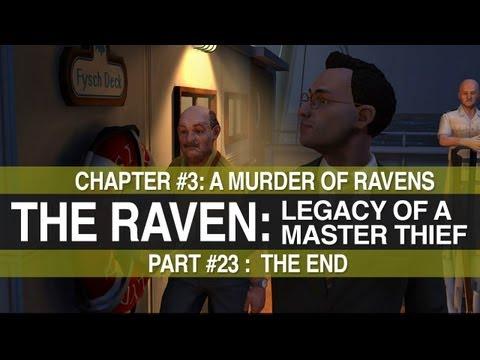 The Raven: Chapter 3: A Murder Of Ravens - Part #6  (Walkthrough)