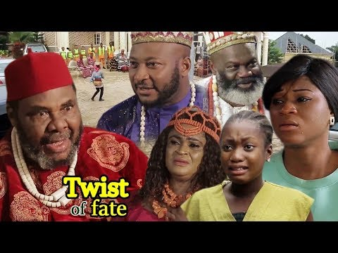 Twist Of Fate 1&2 - 2018 Latest Nigerian Nollywood Movie/African Movie/Royal Movie Full HD