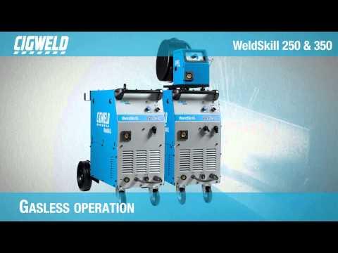 CIGWELD WeldSkill 250 & 350 MIGs