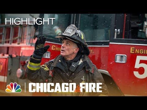 Emergency Evacuation - Chicago Fire (Episode Highlight)