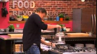 Jamie Oliver's Food Revolution Episode 2 Part 1