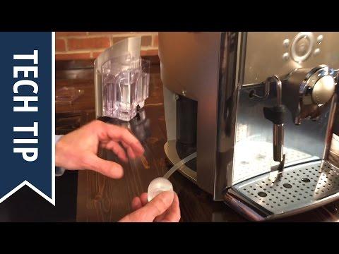 How To Prime a Gaggia Platinum Espresso Machine