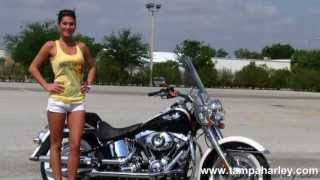 9. Used 2012 Harley-Davidson FLSTN Softail Deluxe for Sale - Only 45 Miles!