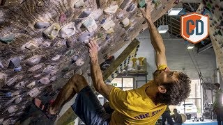 Inside The Toughest Climbing Wall In The UK | Climbing Daily Ep.980 by EpicTV Climbing Daily