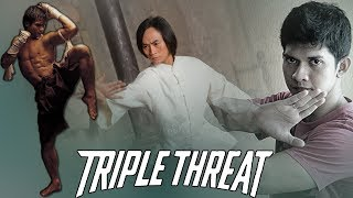 Video Triple Threat Movie (2018) Tony Jaa, Iko Uwais, and Tiger Chen Team-Up! MP3, 3GP, MP4, WEBM, AVI, FLV Desember 2018