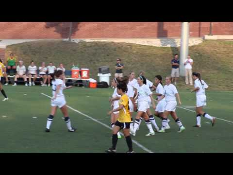Women's Soccer Match Highlights vs. Northern Kentucky