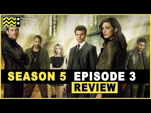 The Originals Season 5 Episode 3 Review & Reaction | AfterBuzz TV