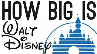 Download Video How BIG is Walt Disney? (The Story of Disney) MP3 3GP MP4