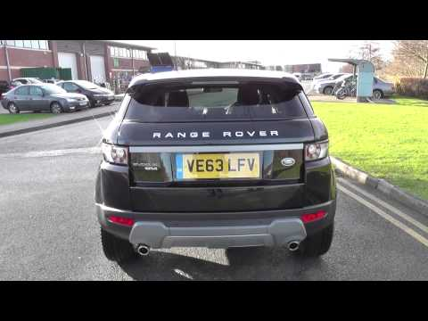 Land Rover Range Rover Evoque 5 Door Diesel 2014MY SD4 Pure TECH 6 Speed Manual U9194
