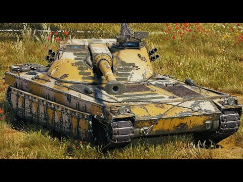 World Of Tanks UDES 15/16 - 5 Kills 10,4K Damage