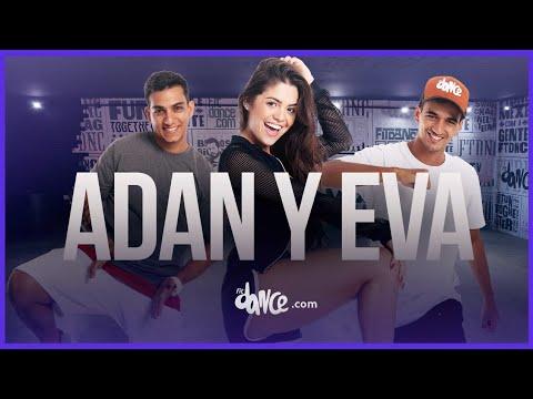 Adan y Eva - Paulo Londra | FitDance Life (Coreografía) Dance Video