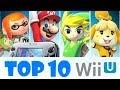 Top 10 Jogos De Nintendo Wii U