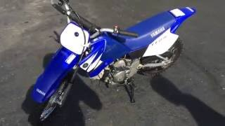 10. 2006 Yamaha TTR 90 Start Up