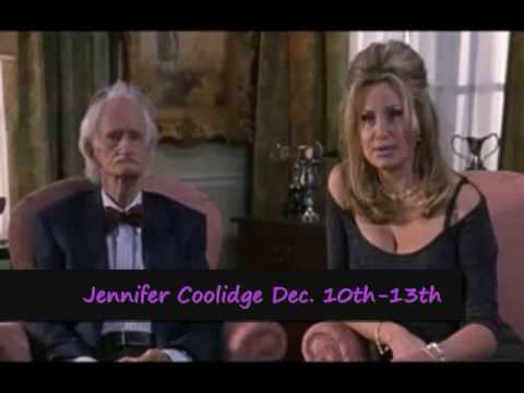 Jennifer Coolidge Live at Off The Hook Comedy Club!