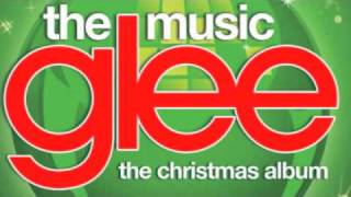 Glee - Jingle Bells ~ with Lyrics