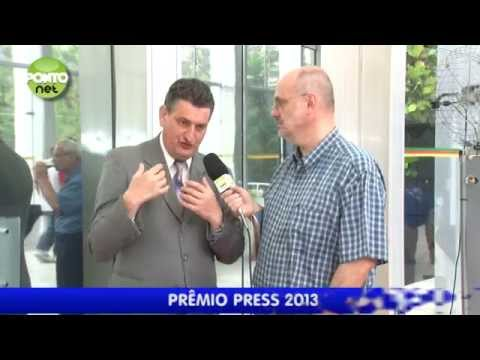 PontoNet no Prêmio PRESS 2013 parte 1