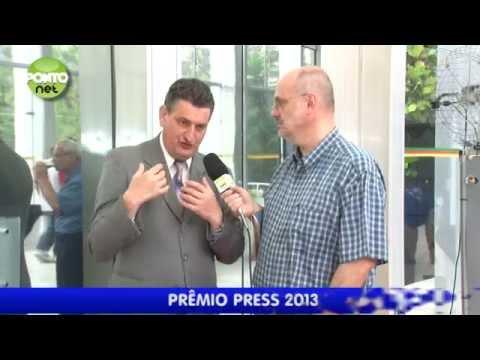 PontoNet no Prêmio PRESS 2013 parte 1