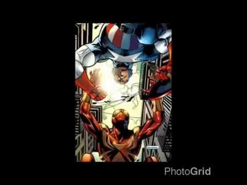 Video Civil War : Captain America vs Iron-Spider (part 1) download in MP3, 3GP, MP4, WEBM, AVI, FLV January 2017