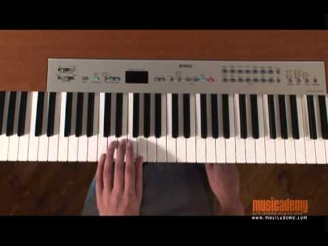 An Introduction To Playing Worship Keyboards Using Chords