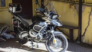 2. Motorrad: My 2009 BMW R1200 GS Adventure - First Look