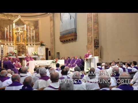 L'arcivescovo Bruno Forte ricorda il cardinale Capovilla